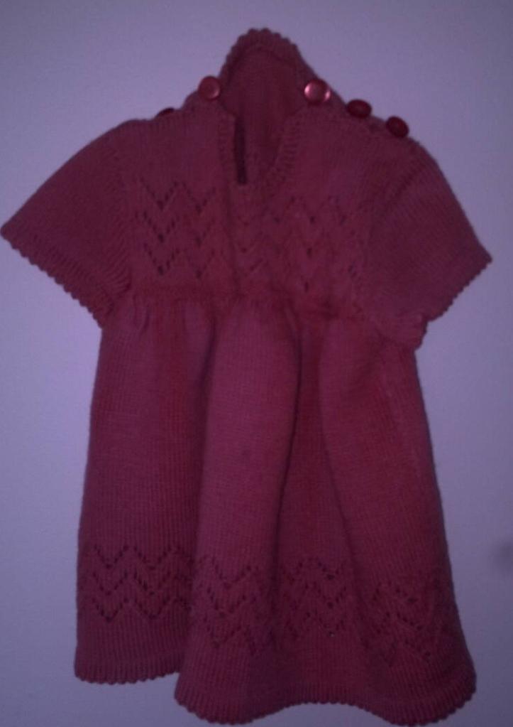 Oranssi Käsilaukku : Mekko oranssi ja punainen caf? suku