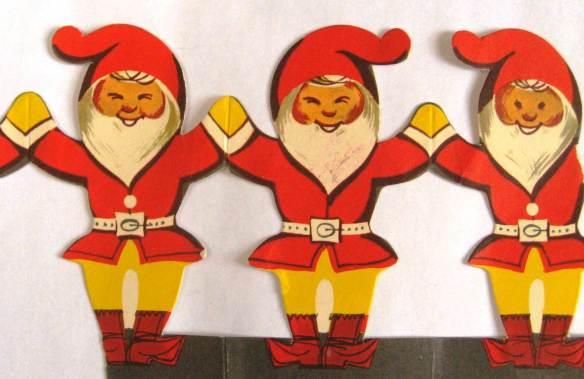 Terho Tonttu ja ystävät toivottavat hyvää joulua!
