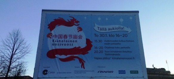 Kiinalaista uuttavuotta juhlittiin Helsingin keskustassa. Näin alkoi hevosen vuosi!